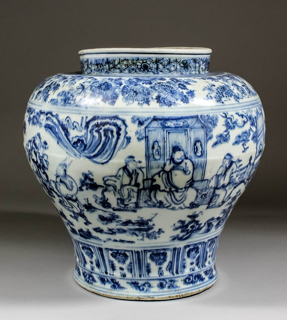 Chinese buyers send prices soaring at The Canterbury Auction Galleries Banner Image