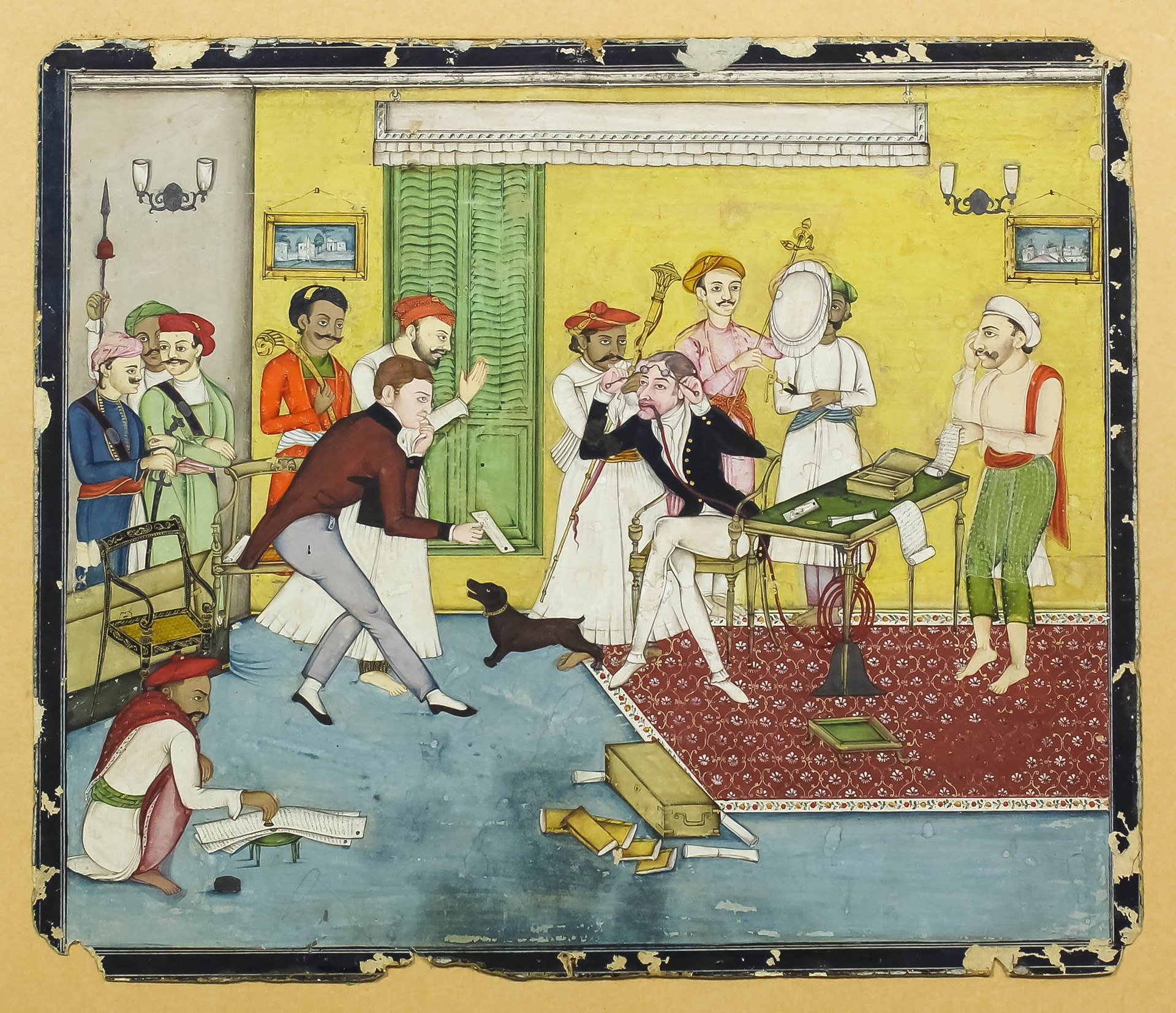 Indian Watercolours steal the limelight at The Canterbury Auction Galleries Banner Image