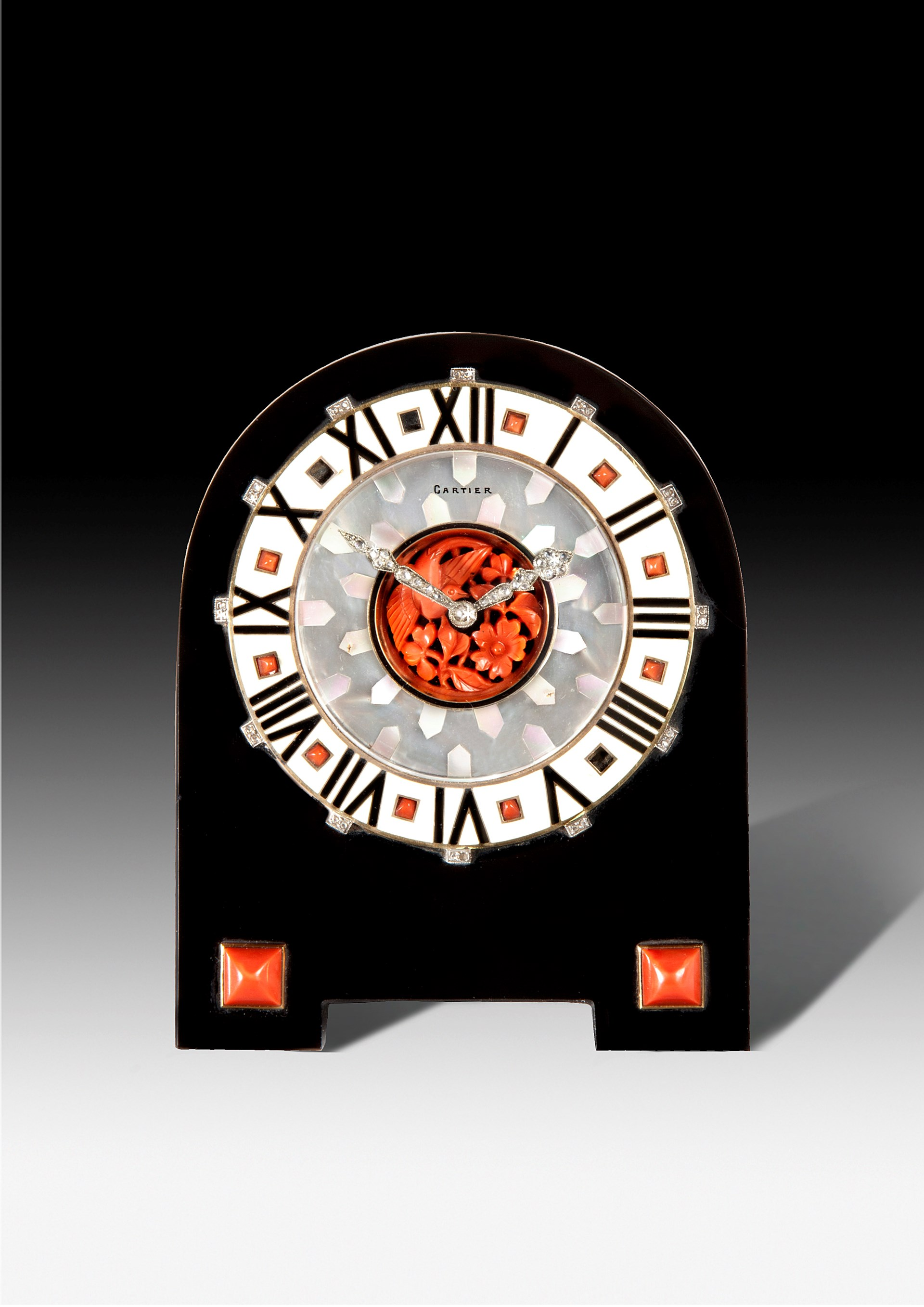 Cartier clock sells for £49,000 at The Canterbury Auction Galleries Banner Image