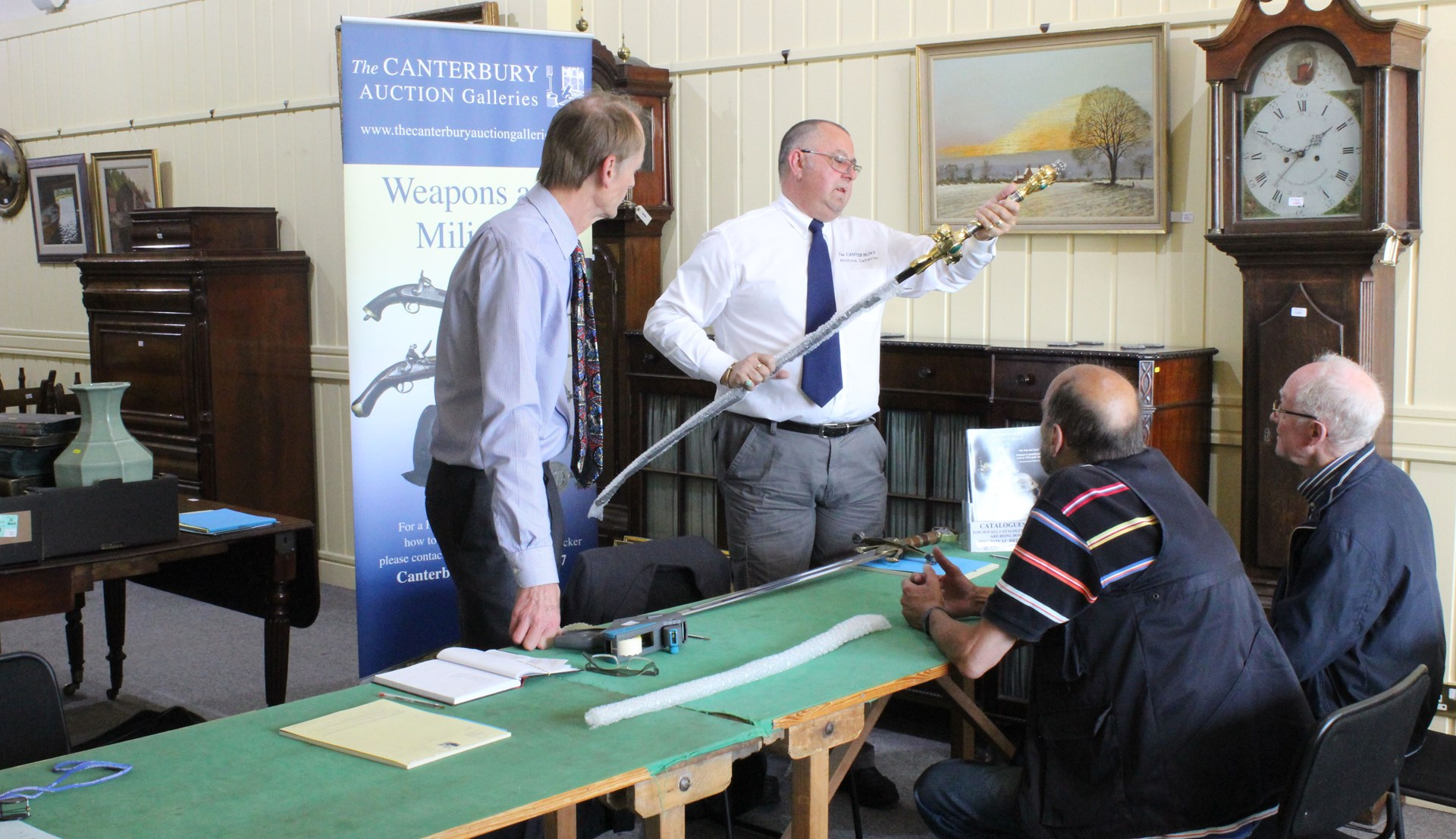 Valuation Day - Rochester Corn Exchange, 22nd June Banner Image