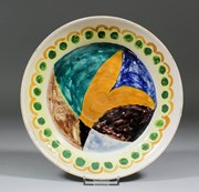 June Auction Preview - A Duncan Grant dish previously used as a cat bowl! Featured Blog Image