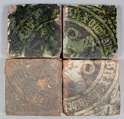 MEDIEVAL TILE COLLECTION SPARKLES AT THE CANTERBURY AUCTION GALLERIES Featured Blog Image