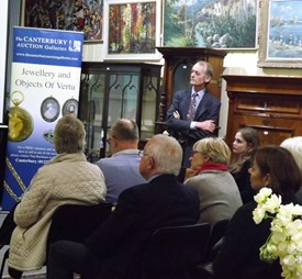The Canterbury Auction Galleries 25th Anniversary Talks Featured Gallery Image