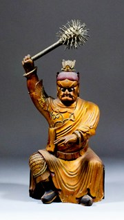 October Auction Preview: The Keith Stevens Collection of Chinese Gods and Goddesses Featured Blog Image