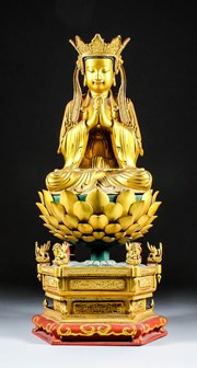 The Keith Stevens Collection of Chinese Gods - 6th October 2016 Featured Blog Image