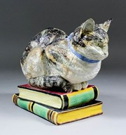 DILLON DISCOVERY AND A MAJOLICA CAT ARE THE CREAM OF SALE AT THE CANTERBURY AUCTION GALLERY Featured Blog Image