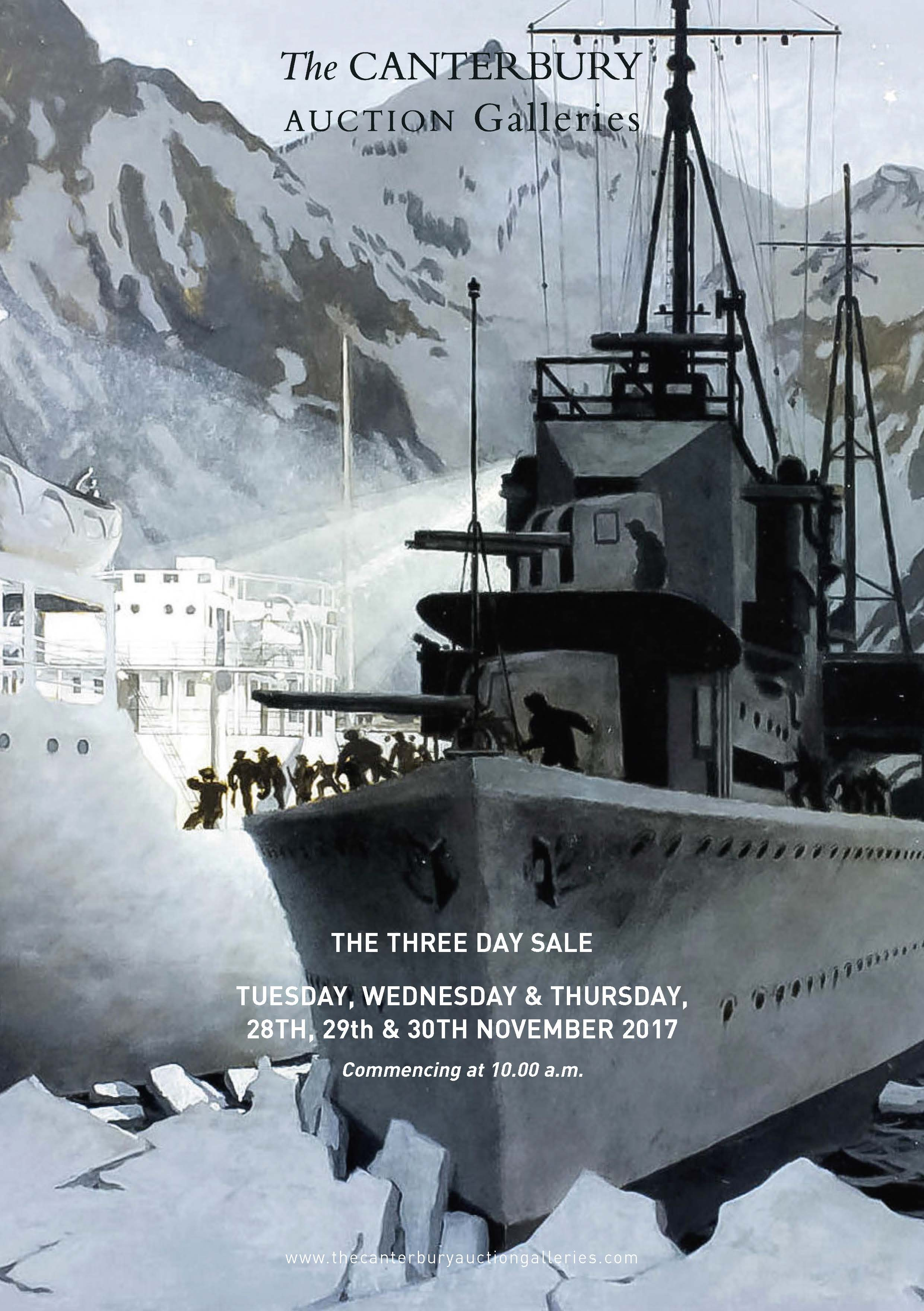 Three Day Christmas Sale of Fine Art and Antiques
